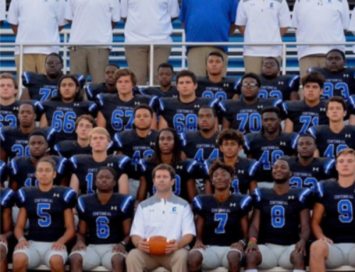 Centennial Knights Football Team